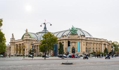 The Grand Palais des Champs-Elysees. Paris, France Fototapete