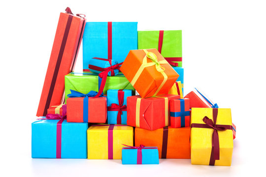 Many presents