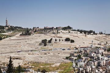 The mount of olives, Jerusalem
