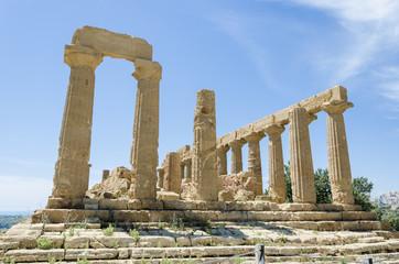 Temple of Juno, Agrigento, Italy