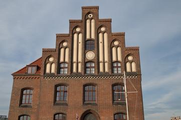 Altes Zollhaus, Wismar, Mecklenburg-Vorpommern, Deutschland