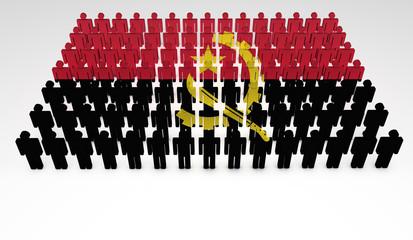 Angola Parade