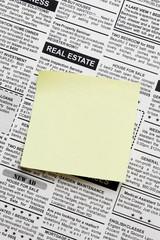 Real Estate ad