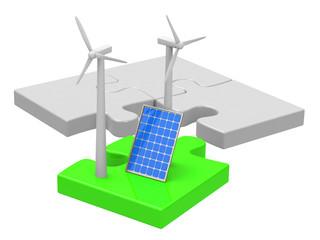 Die erneuerbaren Energien