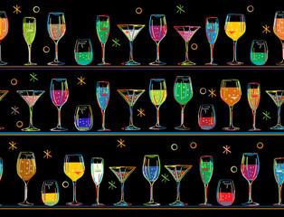 Bar pattern