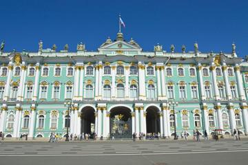 St. Petersburg, Winter palace (Hermitage)