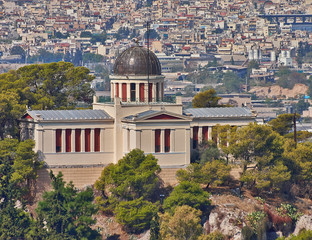 the national observatory Athens, Greece