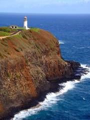 The Historic Kilauea Lighthouse Kauai,  Hawaii Islands, USA