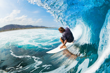 Wall Mural - Surfing