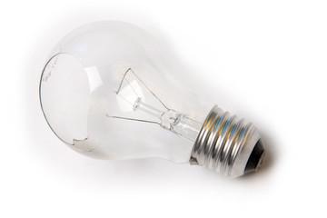 Defekte Glühbirne