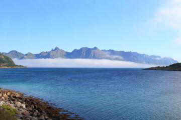 Low clouds of Lofoten