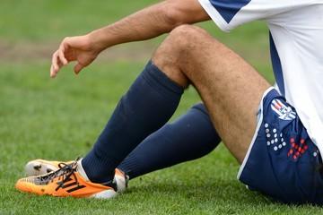 Calcio,a terra!!