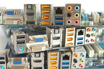 Computer main boards