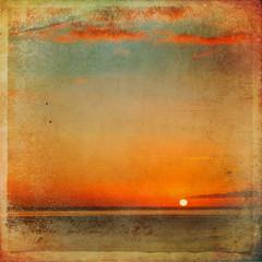 Sunrise in Taormina - Sicily