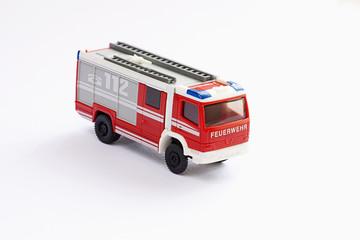 Feuerwehr fahrzeug modell