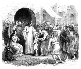 Jesus : Making Miracles