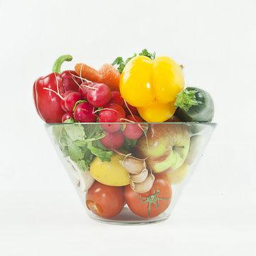 misa warzyw
