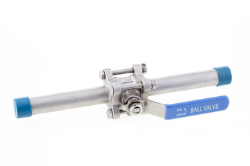 Water valve.
