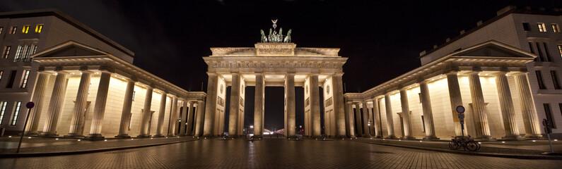 Poster Berlin Brandenburg Gate in Berlin