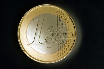 1 Euro-Muenze.