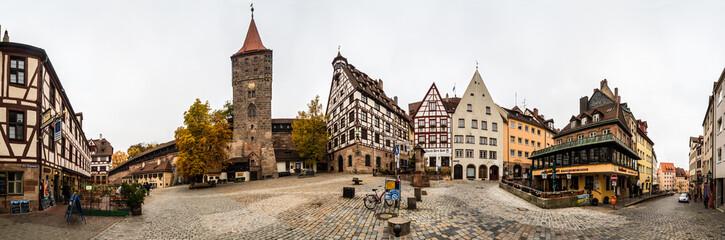 Wall Mural - Nürnberg