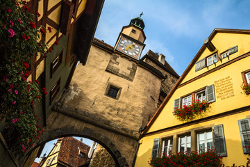 Wall Mural - Rothenburg ob der Tauber