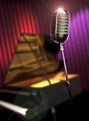 Jazzmikrofon