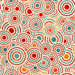 color circle pattern