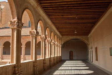 Cloister of San Esteban - Salamanca