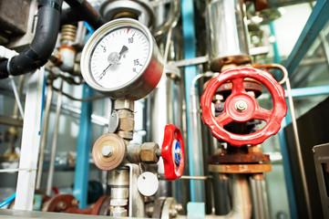 Heating system Boiler room equipments