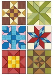 Old fashioned quilt patterns
