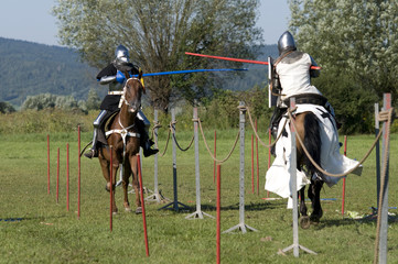 medieval show