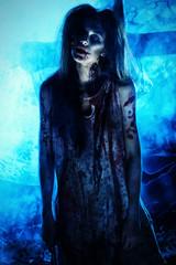 undead girl