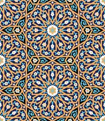 Hamadan Seamless Pattern