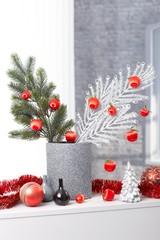 Modern christmas design