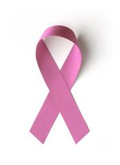 lazo rosa contra el cancer de mama
