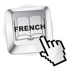 FRENCH BOOK ICON