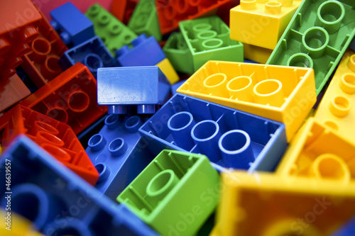 Lego In Der Kiste 2 Stock Photo And Royalty Free Images On Fotolia