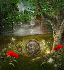 midsummer night' s dream series - elves house