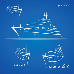 Yacht labels
