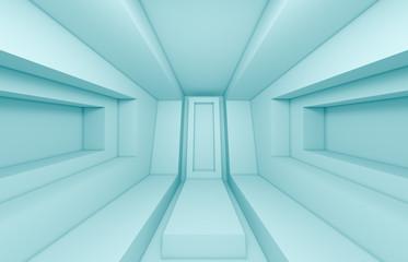 Futuristic Interior Concept
