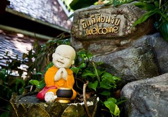 Golden mount, Bangkok, Thailand