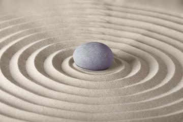 Spoed Foto op Canvas Zen spiritual zen garden