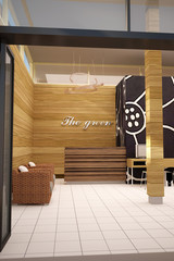 Club's house Reception
