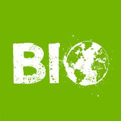 Bio vector illustration