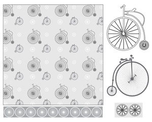 Vector repeating pattern