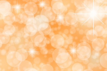 Abstract party or Christmas lights background