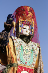 Venitian mask in venesia