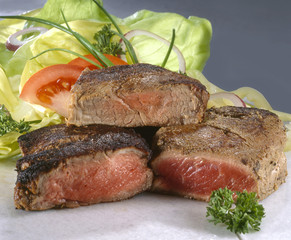 steak or sirloin