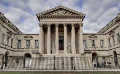 Montpellier Palais de justice